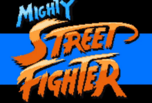 Mighty Street Fighter 15