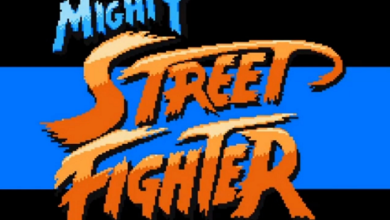 Mighty Street Fighter 3