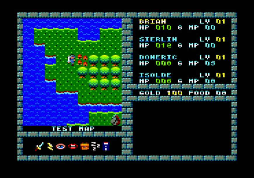 Lo último de Reidrac, un juego estilo CRPG 2