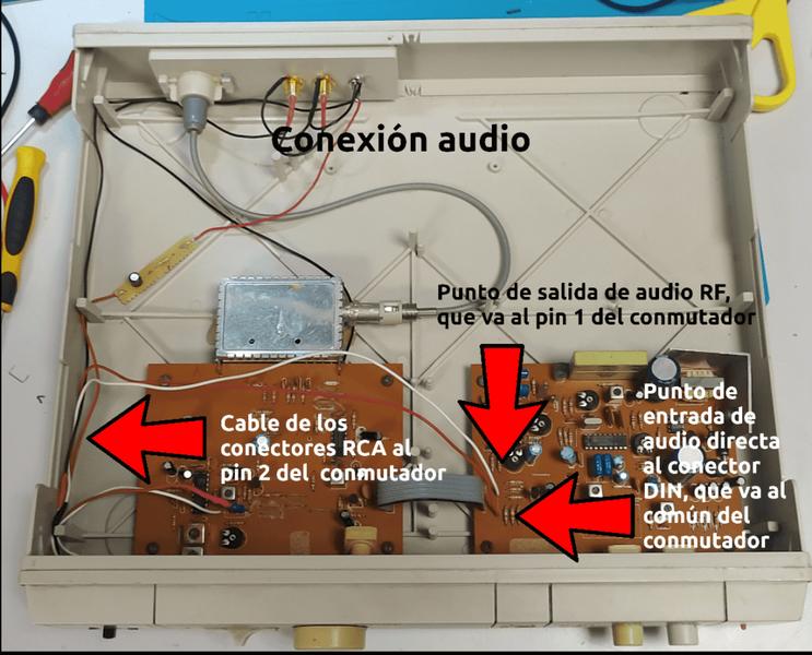 Rescatando los sintonizadores TV Amstrad 10