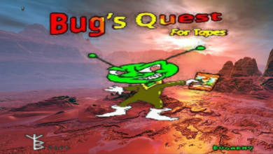 Bug's Quest for Tapes 8