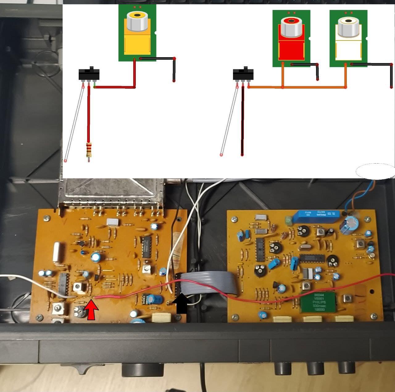 Rescatando los sintonizadores TV Amstrad 15