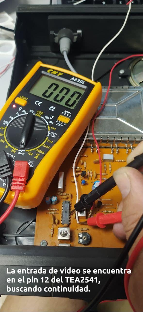 Rescatando los sintonizadores TV Amstrad 17