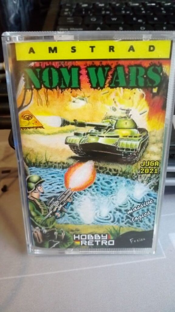NomWars, edición física en formato DES 4