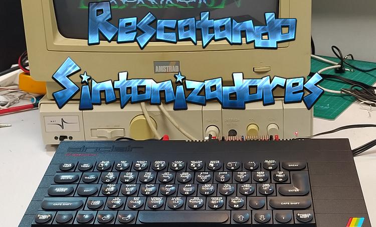 Rescatando los sintonizadores TV Amstrad 1