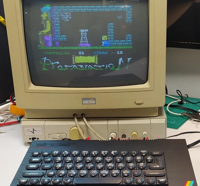 Rescatando los sintonizadores TV Amstrad 19