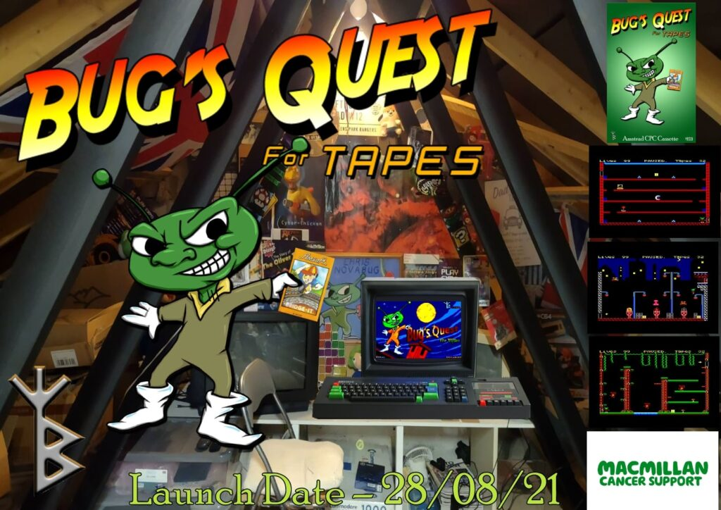 Bug's Quest for Tapes 5