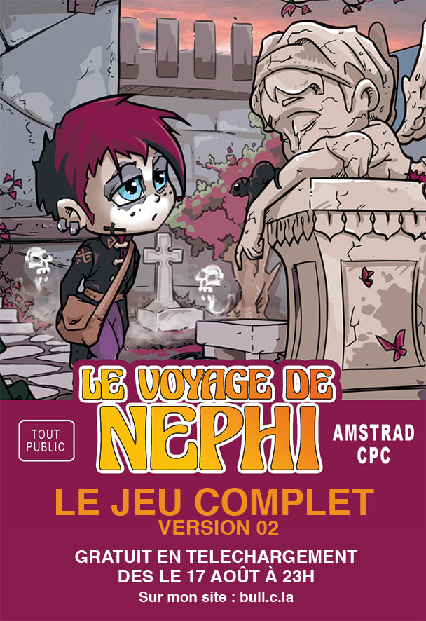 Le voyage de Nephi 3