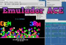 ACE, emulador de Amstrad CPC para Morphos y Haiku 17