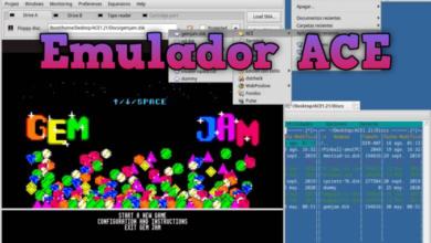 ACE, emulador de Amstrad CPC para Morphos y Haiku 5