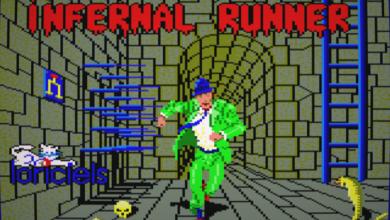 Infernal Runner, javascript versión 5