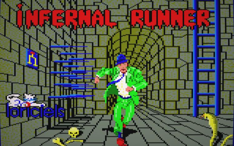 Infernal Runner, javascript versión 1