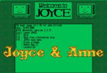 Joyce/Anne: emulador libre y multiplataforma de Amstrad PCW 19