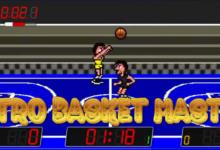 Retro Basket Master 14