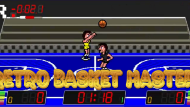 Retro Basket Master 5