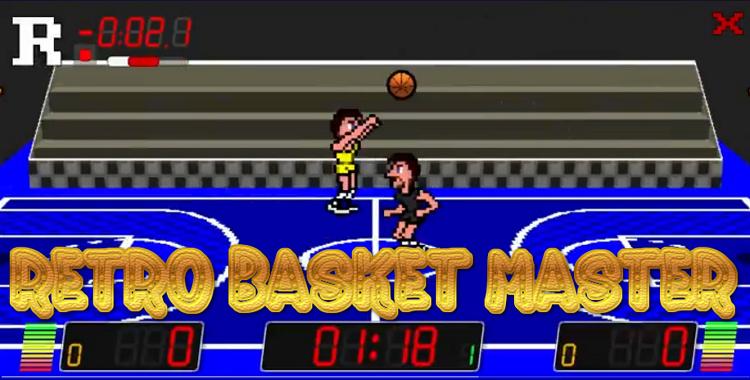 Retro Basket Master 1