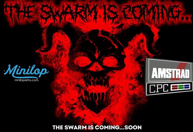 The Swarm is coming a nuestro Amstrad 15
