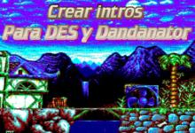 Como hacer juegos con intro para Dandanator CPC y DES 32