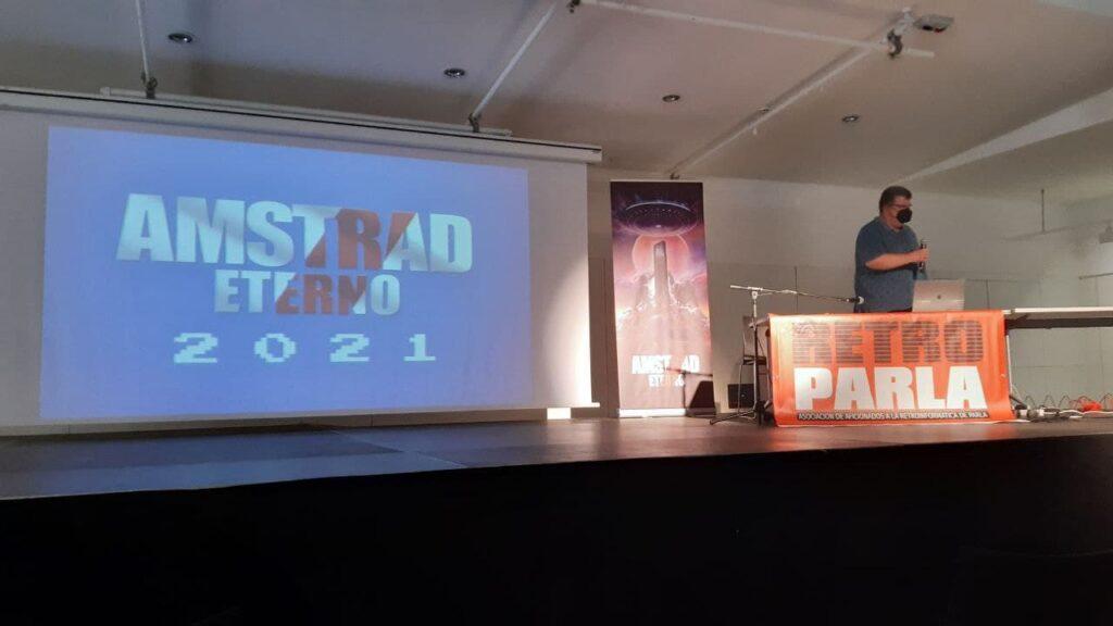 Amstrad Eterno 2021 - resumen del evento 11