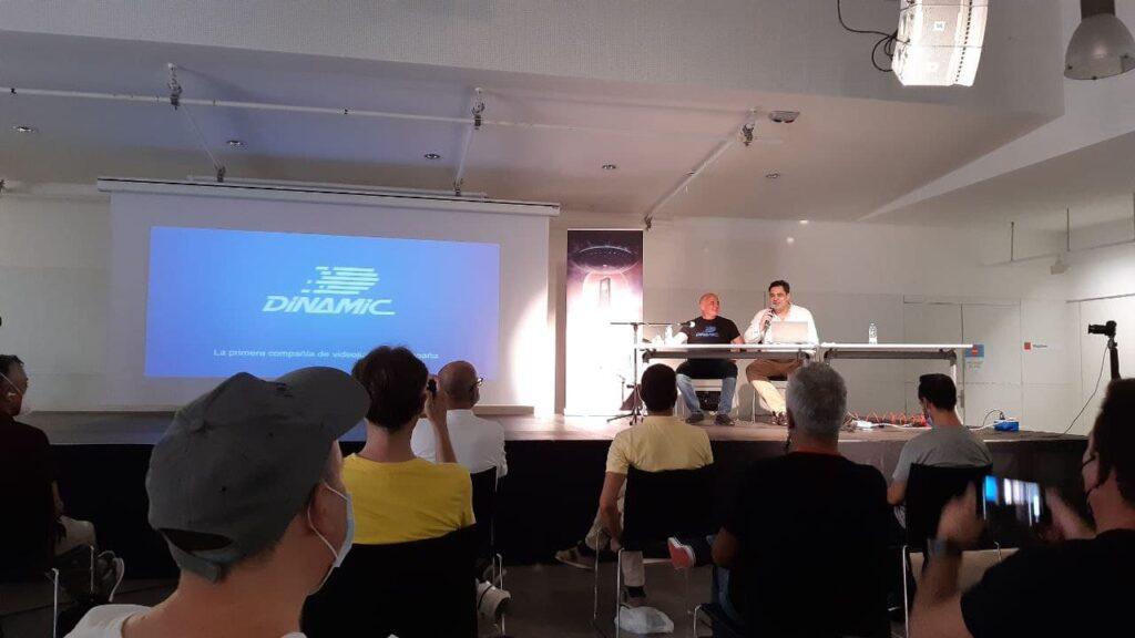 Amstrad Eterno 2021 - resumen del evento 12