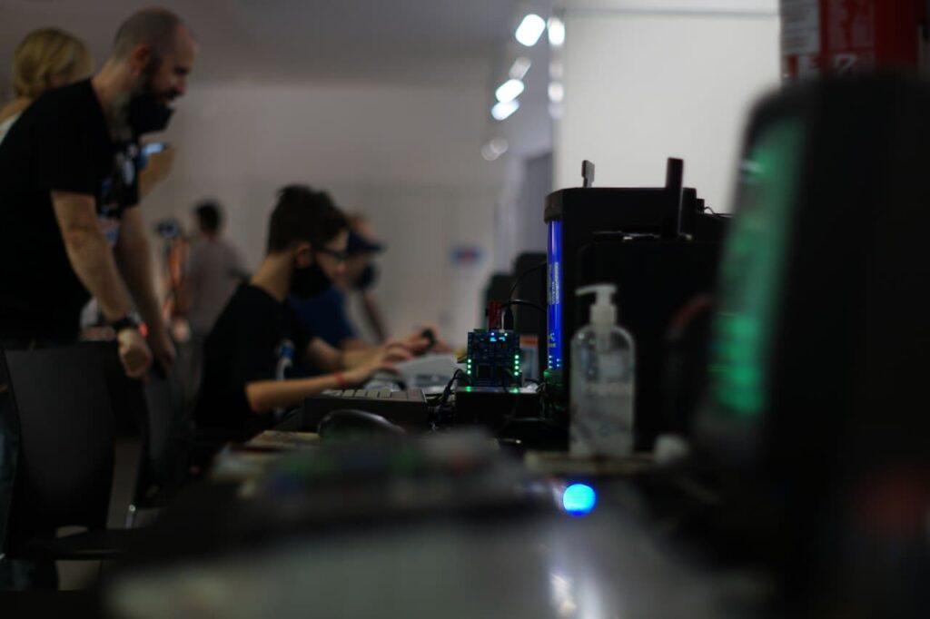 Amstrad Eterno 2021 - resumen del evento 19