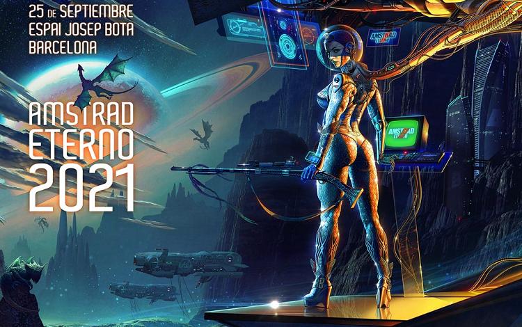 Amstrad Eterno 2021 - resumen del evento 14