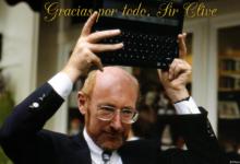 Gracias por todo Sir Clive Sinclair 17