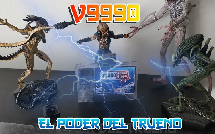 Chip V9990 - el poder del trueno 1