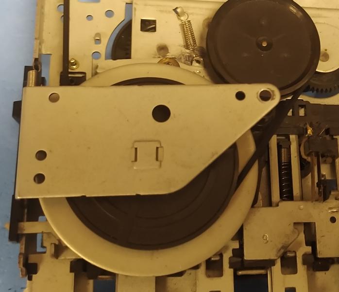 Reparación y puesta a punto de un Amstrad CPC 464 14