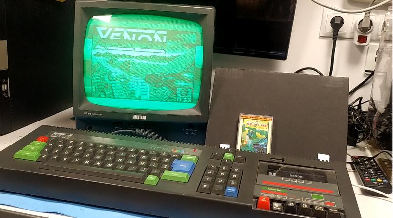 Reparación y puesta a punto de un Amstrad CPC 464 15