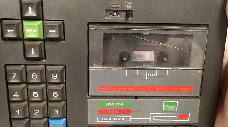 Reparación y puesta a punto de un Amstrad CPC 464 3