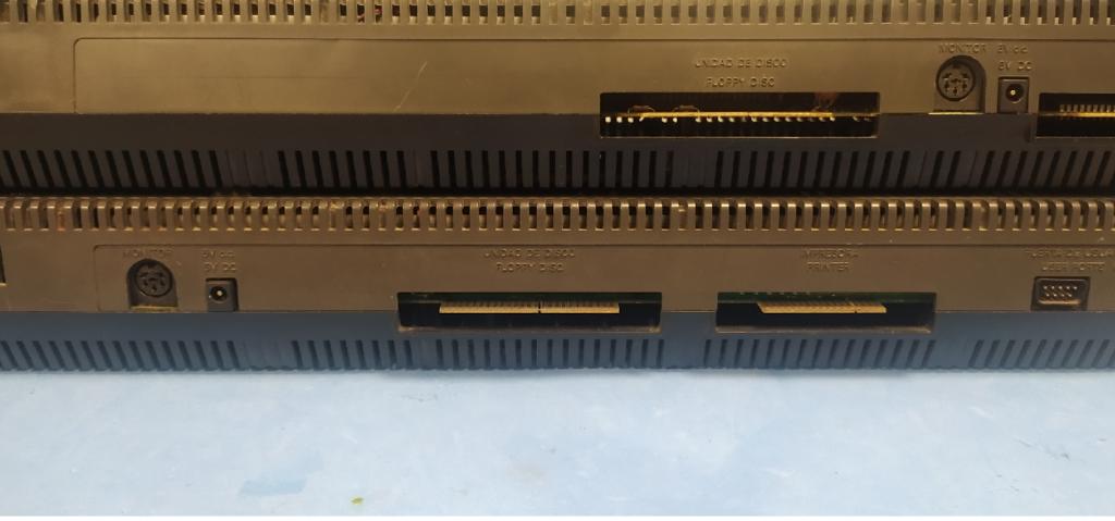 Reparación y puesta a punto de un Amstrad CPC 464 4