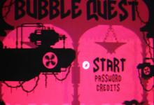 Bubble Quest, algo distinto en tu CPC+ 16