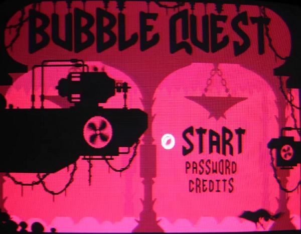 Bubble Quest, algo distinto en tu CPC+ 1