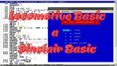 De Locomotive Basic a Sinclair Basic 10
