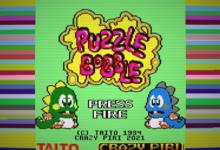 Conversión de Puzzle Bobble para CPC 10