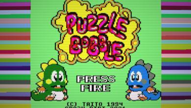 Conversión de Puzzle Bobble para CPC 6
